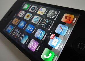 iPone4, eines der pupolärsten Smartphones